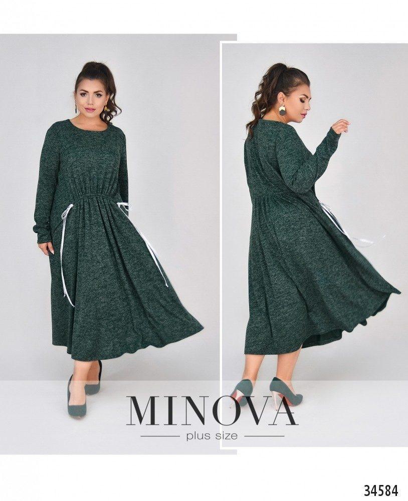 Платье макси в большом размере  Размеры: 50-52, 54-56, 58-60, 62-64