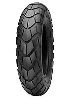 Покрышка  120/70-12 Deestone D-809 хорошего качества для скутеров 4PR (60% каучука)