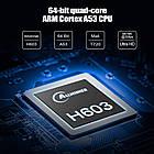 X96H 4/32, Allwinner H603, Android 9, Смарт ТВ приставка, Smart TV Box, фото 5