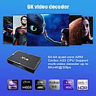 X96H 4/32, Allwinner H603, Android 9, Смарт ТВ приставка, Smart TV Box, фото 7