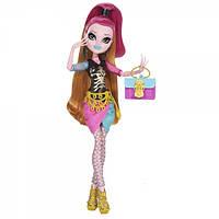 Кукла Monster High Джиджи Грант Новый скарместр – Gigi Grant New Scaremester