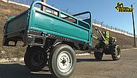 Прицеп Кентавр ПМ-0,6С(100х140 см.,колеса 5.00-12)
