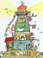 "Набор для вышивания Cut Thru' Lighthouse ""Маяк"", XCT1"