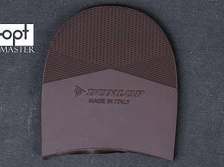 Набойка резиновая SLICK (Dunlop), р.3, коричневая