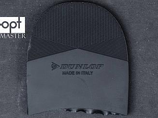 Набойка резиновая SLICK (Dunlop), р.3, черная