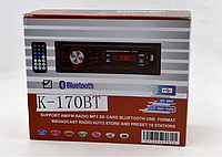 Автомагнітола CAR MP3 K170+BT