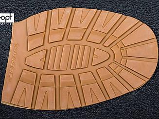 Подмётка резиновая WINTER (Dunlop), р.43/44, карамель
