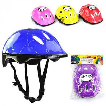Шлем защитный детский Toys (А 24771)