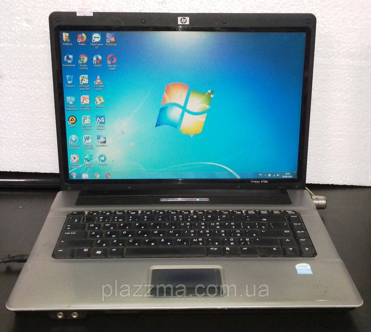 Ноутбук HP Compaq 6720s с гарантией от магазина!
