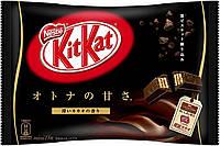 Темный шоколад Kit Kat Black Chocolate, фото 1