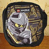 Сумка для обуви к рюкзаку Lego Ninjago 29 х 29 х 14 см