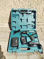 Аккумуляторный Шуруповерт Макита DHP482 - 18V (2 аккумулятора · 18 режимов крутящего момента)
