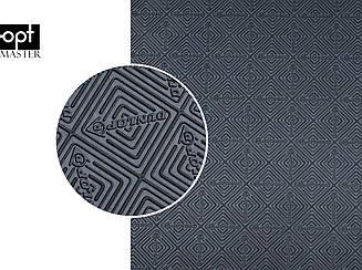 Резина набоечная WINDOW (Dunlop), р. 600*700*6мм, цв. чёрный