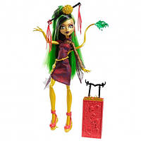Кукла Monster High Джинафаер Лонг Скариж Город Страхов - Jinafire Long Scaris City of Frights