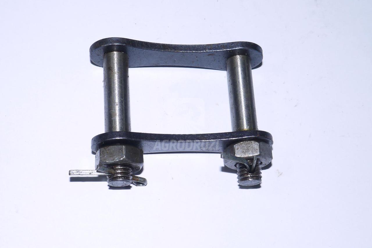 З'єднувач ланцюга вигрузки (пальчик 8 mm) spinkaS55X-K1