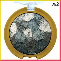 Тени для Век La Femme Запеченные Серые Компактные Тон 02 Декоративна Косметика, Макияж Глаз