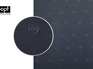"""Резина подметочная """"D"""" (Dunlop) р. 940*740*2мм, цв. чёрный"""
