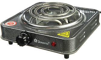 Электроплита Domotec MS-5801 плита настольная Grey (3026)