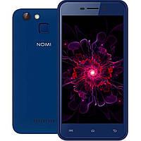 Смартфон Nomi i5013 EVO M2 Pro Blue 2/16Gb, (Сканер отпечатка)