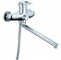 Смеситель (Латунь) ISO_Zegor XZ51 для ванны NGB