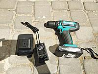 Шуруповерт аккумуляторный Makita DHP482 : 18V | 2 аккумулятора + Кейс в комплекте