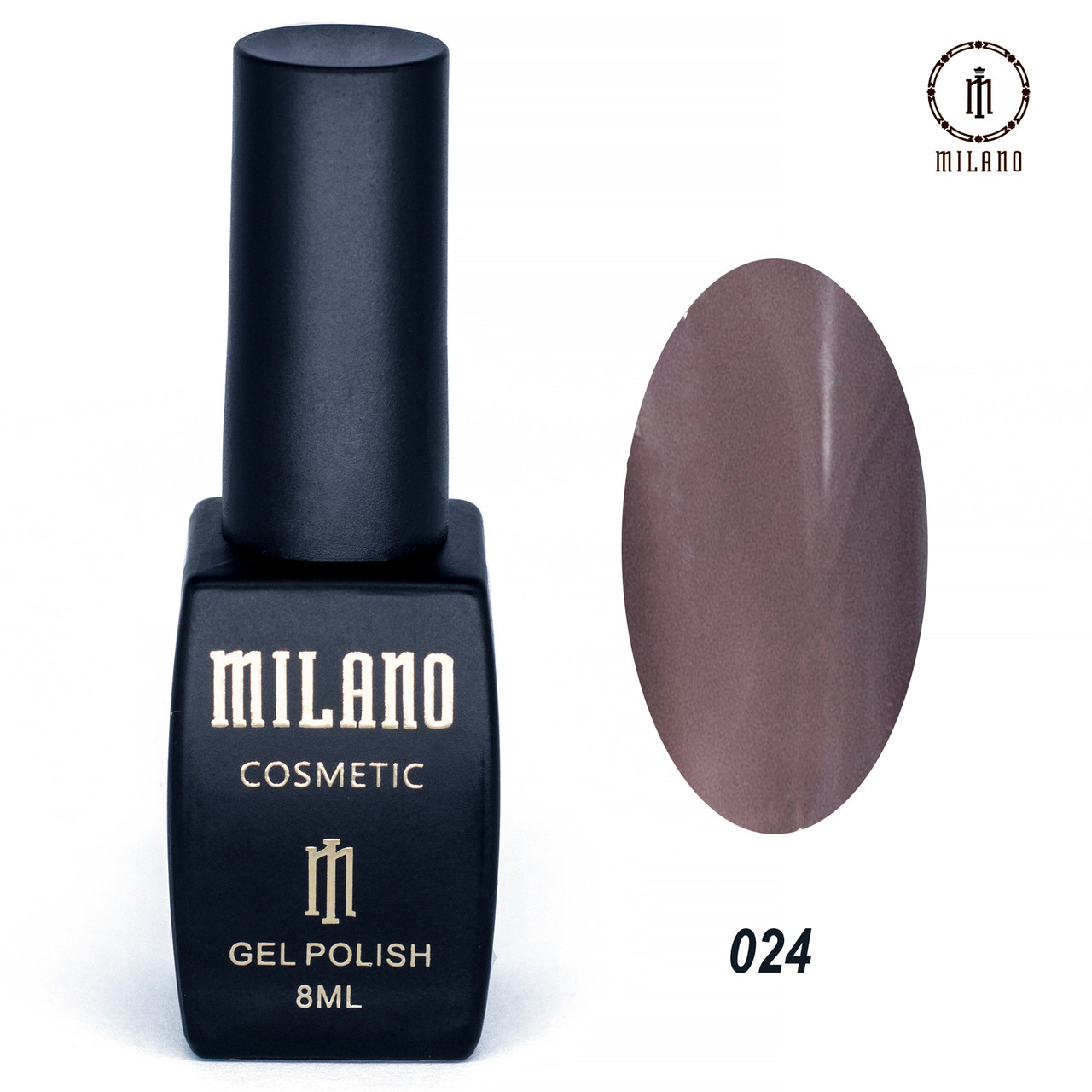 Гель-лак Milano 8 мл. №024⭐⭐⭐⭐⭐