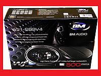 6x9 BOSCHMANN BM Audio WJ1-S99V4 500W 4х полосные, фото 1