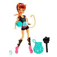 Кукла Monster High Торалей Страйп Монстры Спорта – Toralei Stripe Ghoul Sports BJR14