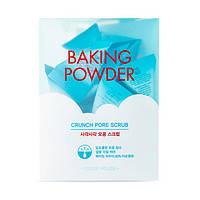 Etude House Скраб для очищения пор с содой 24 пакетика Baking Powder Crunch Pore Scrub