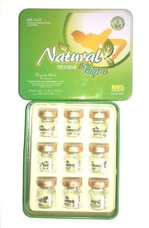 Женская виагра Natural Viagra, 3 шт