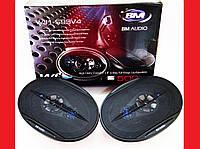 Автомобильная акустика BOSCHMANN BM AUDIO WJ1-S99V4 6x9 500W 4х полосная, фото 1