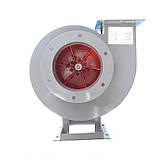 Пиловий радіальний вентилятор ПВР 1.5 квт, фото 3