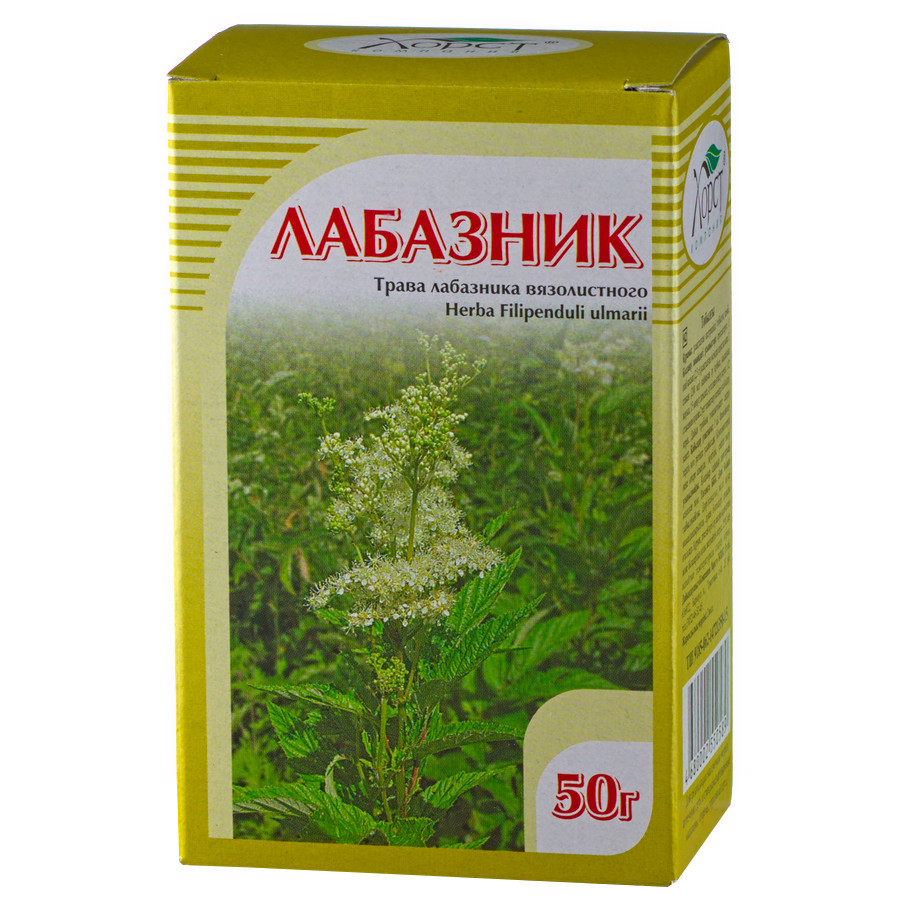 Лабазник вязолистный трава Хорст 50 г (4680002550589)