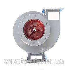 Пылевой радиальный вентилятор Турбовент ПВР 0.55
