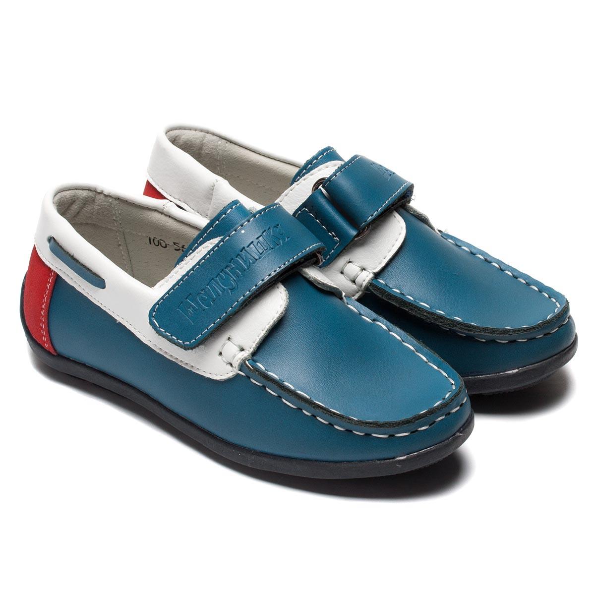 Туфли - мокасины Шалунишка