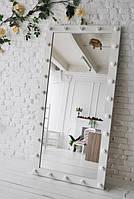 Зеркало напольное с подсветкой M600 AVRORA для дома или салонов красоты. Дзеркало