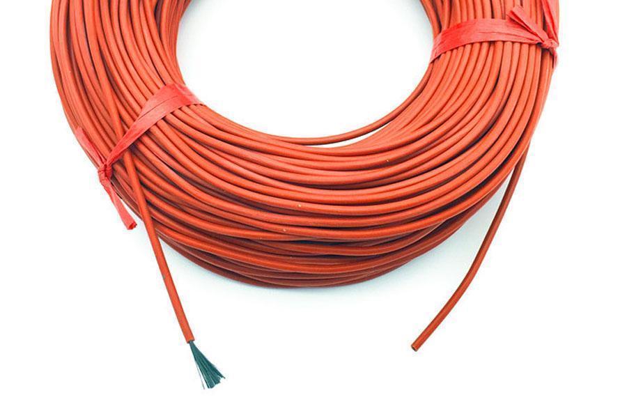 Карбоновый нагревательный кабель FINE  Южная Корея 1 Ом/м