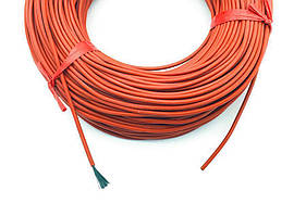 Карбоновый нагревательный кабель FINE  Южная Корея 0.6 Ом/м