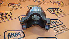 459/70138 Фланец КПП на JCB 3CX, 4CX, фото 3