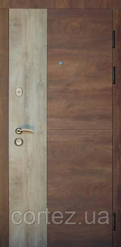 Двери входные Премиум+ 209 полотно 95мм