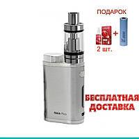 Электронная сигарета Eleaf iStick Pico 75w. Вейп iStick Pico 75w. Бокс мод Ай стик пико 75Вт цвета серебро