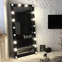 Зеркало напольное с подсветкой M605 VERTURM для дома или салонов красоты. Дзеркало