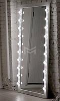 Зеркало напольное с подсветкой M603 LUKAS для дома и салонов красоты