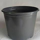 Горщик (стакан, тара) під розсаду (м'який) 0,38 л. (380 мл) без перфорації. ящ. 1950 штук. Одеса, фото 5