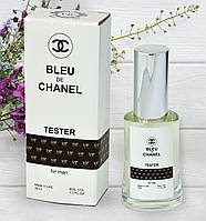 Мужской тестер Chanel Bleu de Chanel 35 мл