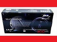 Автомобильная акустика BOSCHMANN BM AUDIO WJ1-S44V3 10см 270W 3х полосная, фото 1