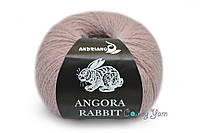 Andriano_Angora Rabbit_Сухая роза_№92-21
