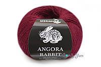 Andriano Angora Rabbit, Бордовый №92-19