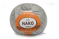 Nako Peru, Светло-серый №00195