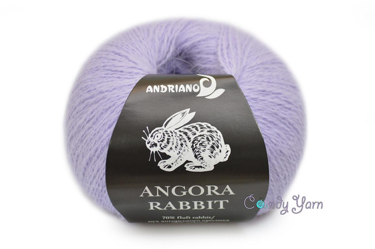 Andriano Angora Rabbit, Сиреневый №602
